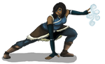 Korra by MKUSecondGeneration2