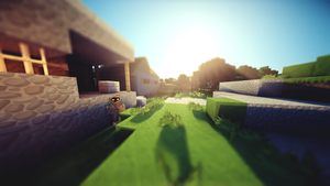Minecraft Wallpaper 2# by lpzdesign