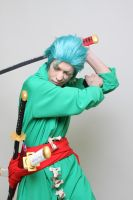 Zoro 2 years after ver. 3 by sato92