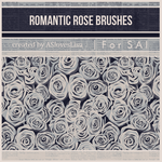 {SAI resources} Romantic Rose Brushes by ASlovesLisa