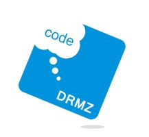 DRMZ Logo by nightoverservice