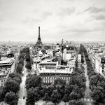 Paris - Eiffel Tower III by xMEGALOPOLISx
