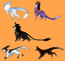 Massive Adoptables Sheet Auctions 3 - CLOSED by Karijn-s-Basement