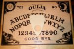 Ouija Board with Planchette by AncientEchidna