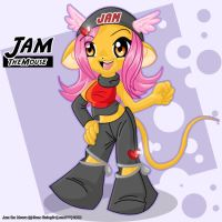 Jam the mouse by luna777