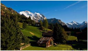 Wengen by bongaloid