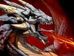 Dragon Wallpaper2 by el-grimlock