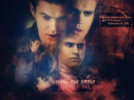 "Stefan ""The Ripper"" Returns by minilight1020"