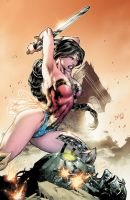 Wonder Woman DCUO Legends 3 by battle810