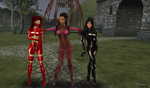 Skyrim: Now we all here-Time for the Hunt :D by Krypto4CatSuits