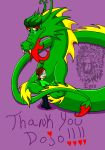 Thank you, Dojo :3 by TheDocRoach