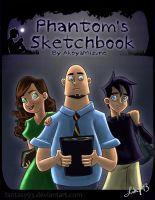 DP: Phantom's Sketchbook by DreamaDove93