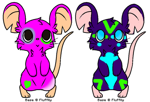 (OPEN) Adoptable Transformice Characters (AUCTION) by Dannyman12