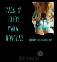 PACK DE FOTOS PARA NOVELAS c: by YOLOeditions74