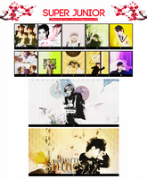[DESIGN TEAM@360KPOP] Happy New Year 2014 Project by flybabeee