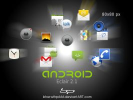 Android Application Mini-Icons by bharathp666