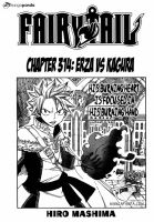 Fairy Tail Chapter 314 Cover - Hot Natsu by felixne