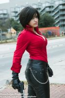 Ada Wong by Idontevencosplay