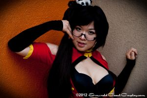 Litchi of BlazBlue by EmeraldCoastCosplay