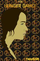 The Hunger Games Poster by fillesu96