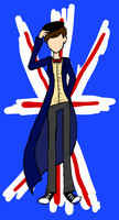 Am I not British enough for you? by Revolution-Nein