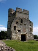 Donnington Castle 7 by GothicBohemianStock