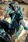 Hatsune Miku Cosplay by a4th