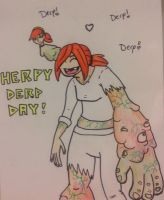 Herby Derp Day to Meeeeehr by Manda-of-the-6