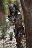 Female Predator Cosplay by CLeigh-Cosplay