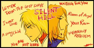 Silent Hill 3 and 4  Soundtrack Tribute by Mahadesu