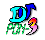 JD DJ Pon-3 Decal by PHR16384