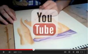 How to Draw Realistic Skin in Colored Pencil by meus-dilingo