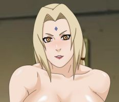 Tsunade-preview by Nadaske-kun