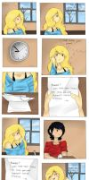 School Time page 10 by Drawing-Heart