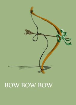 bowbowbow by MuchoMuchacho