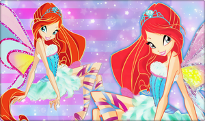 Bloom Harmonix! by AlexaSpears1333