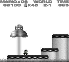 Super Mario Land HD 04052014 by BLUEamnesiac
