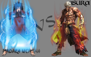 Madara vs Asura match up?!? by beauryan101