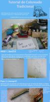Coloring Tutorial by Behat
