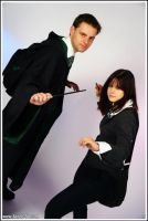 Slytherins at FACTS 2011 by Rayne555