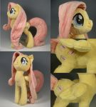 Super Large Deluxe Fluttershy by WhittyKitty