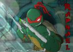The badass raphael! by abazou