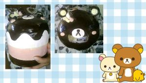 Rilakkuma Container by Cooliotha