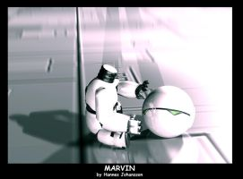 Marvin by nioxter
