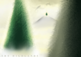 The Highlands by shibitheshadowhound