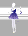 .::Outfit Adoptable 50(OPEN - PRICE DROP $10)::. by Scarlett-Knight