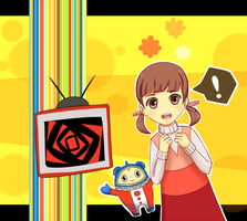 Nanako by CJsux