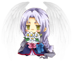 ::- Signature -:: Angelical Chibi by Yami-Kaira