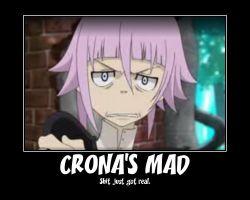 Crona's mad by Ammy442