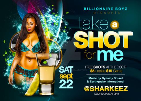 Take a shot by AmarKaiDesigns